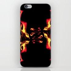 dragon fire iPhone & iPod Skin