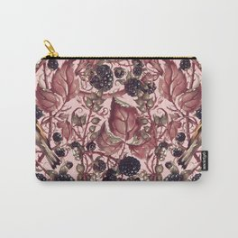 Garden Ornament IV Carry-All Pouch