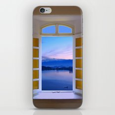 Room with a View iPhone Skin