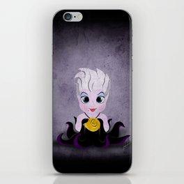 Villain Kids, Series 1 - Ursula iPhone Skin