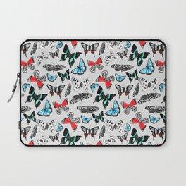 Float Like a Butterfly Laptop Sleeve