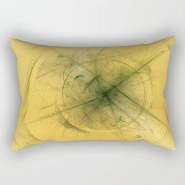 Bad Heart River Rectangular Pillow