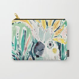 EDLOO the Cockatoo Carry-All Pouch