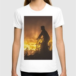 Fisherman's Memorial Sunset T-shirt