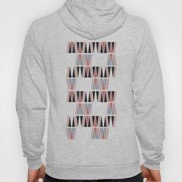 American Native Pattern No. 107 Hoody