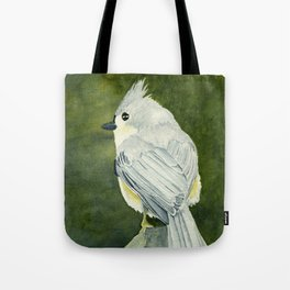 On Top of the World–Song Bird Tote Bag