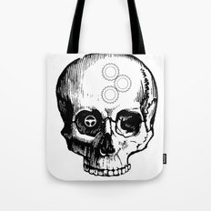 Gear Heads and Monkey Wrenches Tote Bag