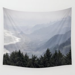 Shades of Obscurity Wall Tapestry