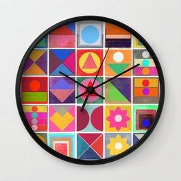 awake 2 Wall Clock