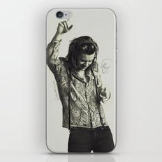 Harry Styles #1 iPhone & iPod Skin