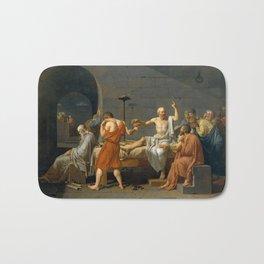 The Death of Socrates Bath Mat
