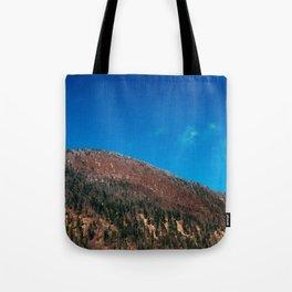 Alps Tote Bag