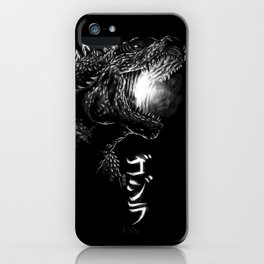 Waterbrushed Dark King 2019 iPhone Case