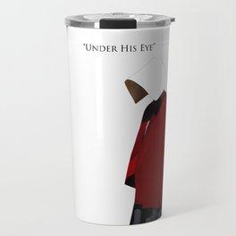 Under His Eye Travel Mug