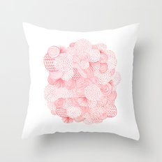 Fireworks Throw Pillow