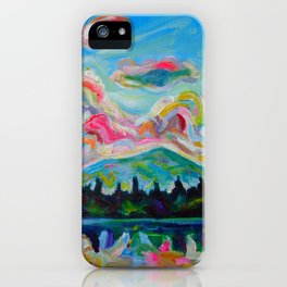 Okanagan Summer iPhone Case