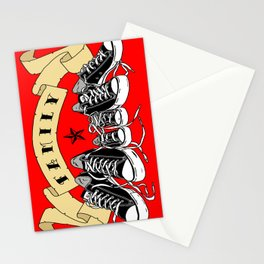 Family of Chucks Stationery Cards