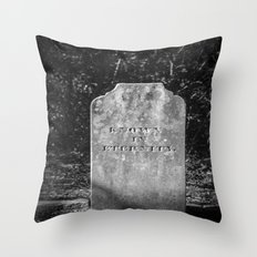 Known in eternity  Throw Pillow