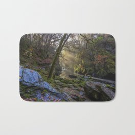 Magical Fairy Glen Bath Mat