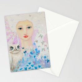 The Other Side of Metamorphosis  Stationery Cards