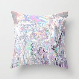 Iridiscent Throw Pillow