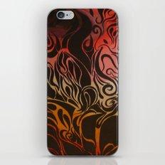 Petrol iPhone & iPod Skin