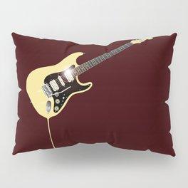 Fluid Guitar Pillow Sham