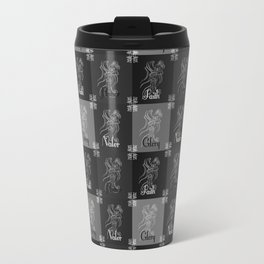 A knight's code Travel Mug