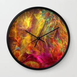 Snegurochka Wall Clock
