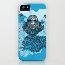 Mori Girl Winter iPhone Case