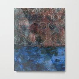 Many Moons Metal Print