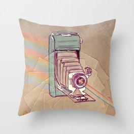 Bellows Throw Pillow