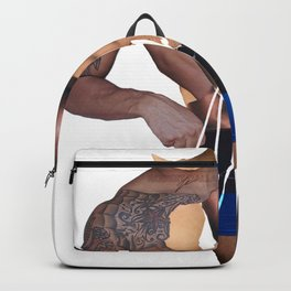 BIG HANDSOME BY ROBERT DALLAS Backpack