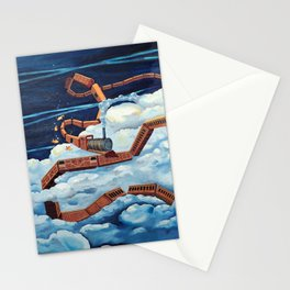 The Journey Stationery Cards