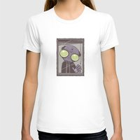 the office T-shirts featuring Office Zombie by John Schwegel