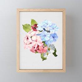 Wishing for Spring Framed Mini Art Print