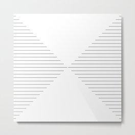 Converge Two Metal Print