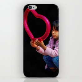 Will Love be Kind to Me? iPhone Skin