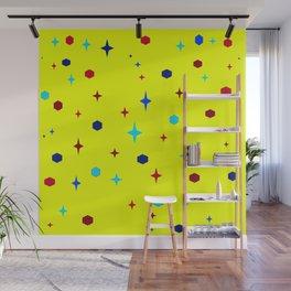 pop ## Wall Mural
