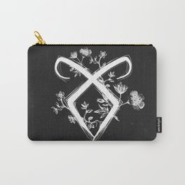 Angelic Rune Carry-All Pouch