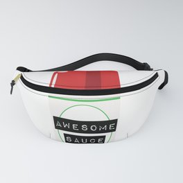 Awesome Sauce Fanny Pack