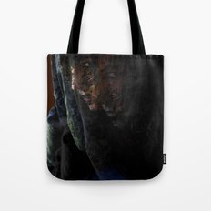 A Delicate Pool of Flowers and Cobras Tote Bag