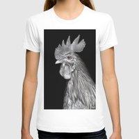 chicken T-shirts featuring Chicken by Shusei Mochizuki