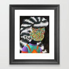 Beautiful Dreamer Anonima Framed Art Print