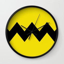 Charlie Brown Wall Clock