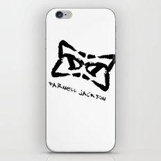 Darnell Jackson Original iPhone & iPod Skin