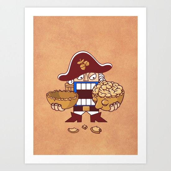 nutcracker Art Print