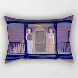 Porch Rectangular Pillow