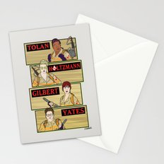Team Ghostbusters Stationery Cards