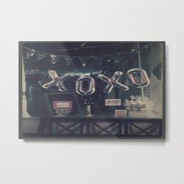 xoxo--xxx Metal Print
